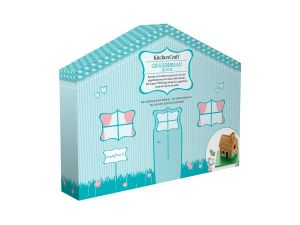 Sweetly Does It Gingerbread house kit 3